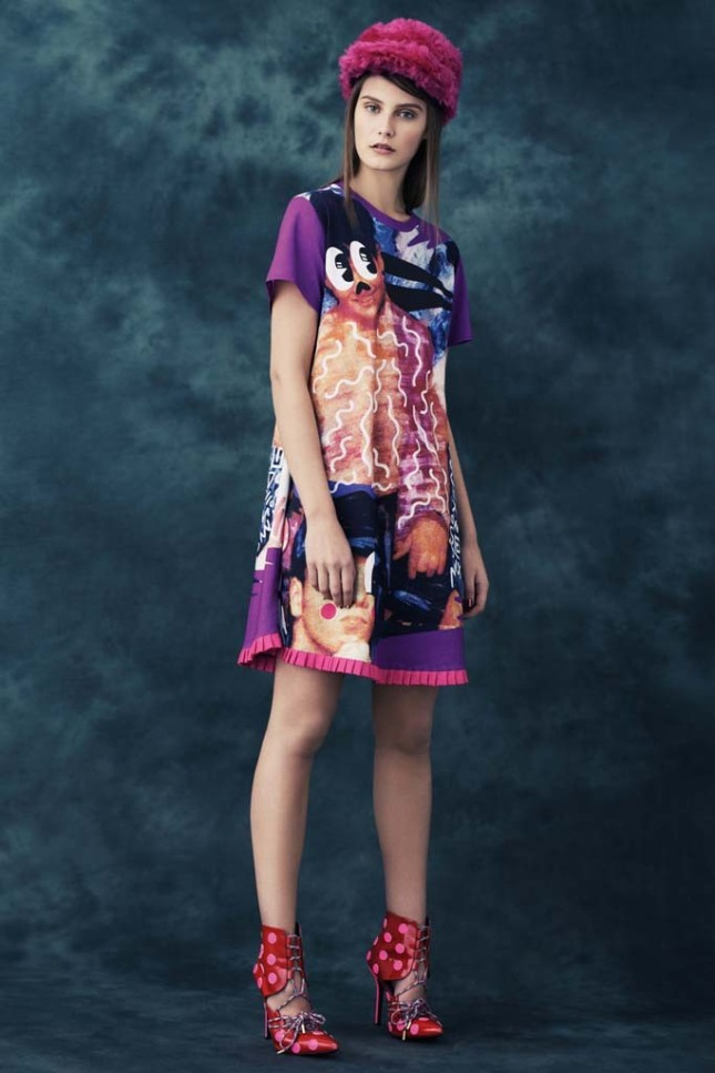 House of Holland Pre-Fall 14